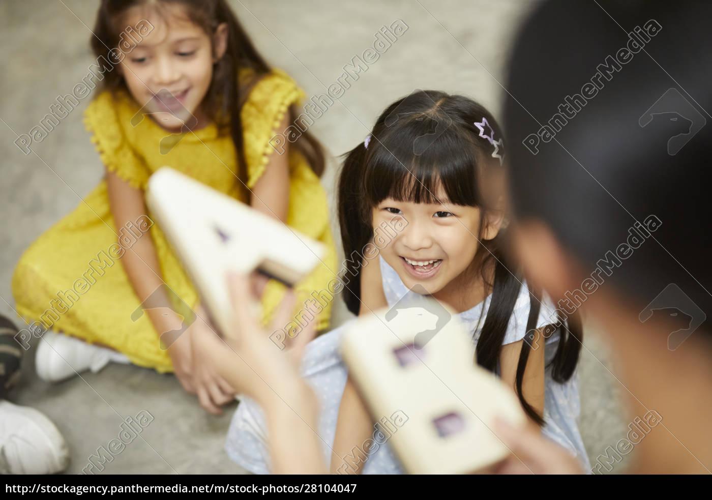 Życie, szkolne, dla, dzieci, w, wieku - 28104047
