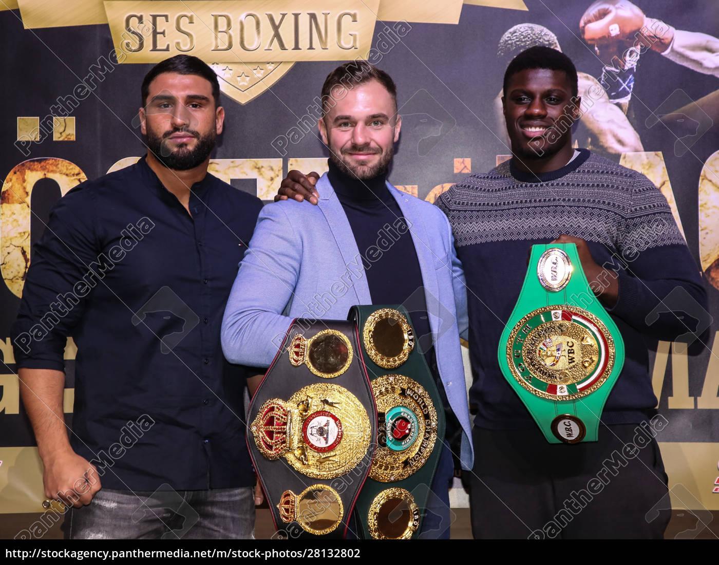 niemiecki, bokser, wagi, ciężkiej, agit, kabayel - 28132802