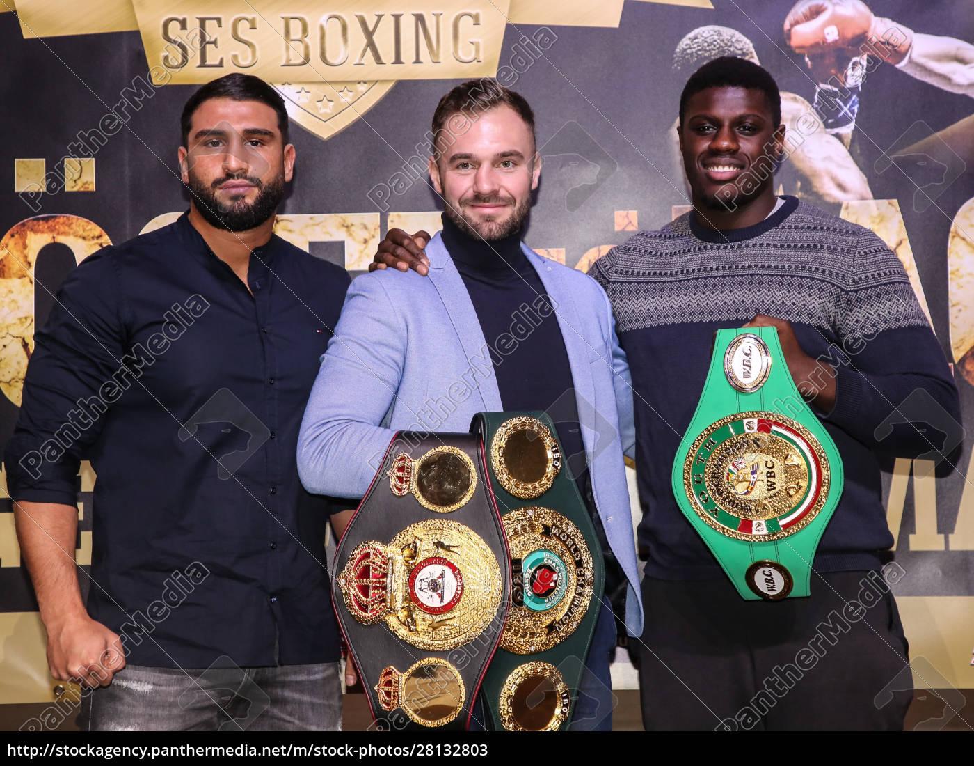 niemiecki, bokser, wagi, ciężkiej, agit, kabayel - 28132803