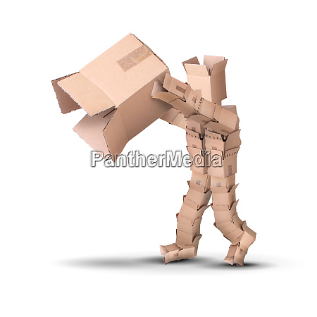 think, outside, the, box, concept, isolated - 28546739