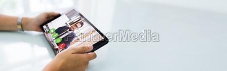 wideokonferencji online webinar polaczenia