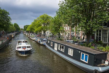 holandia prowincja holandii polnocnej amsterdam Lodzie