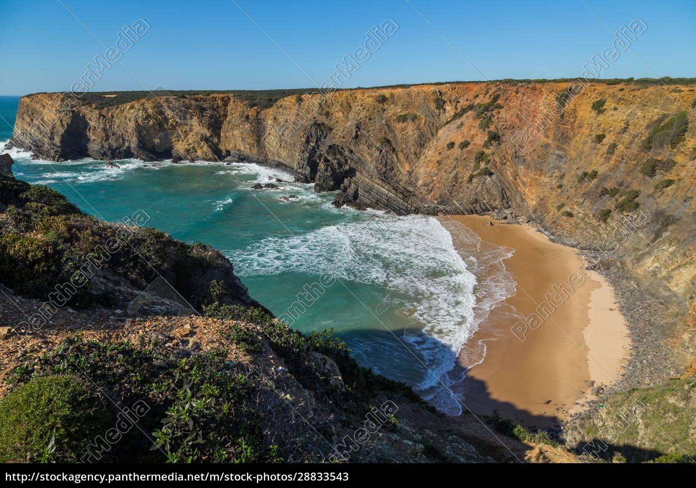 atlantic, isolated, beach - 28833543