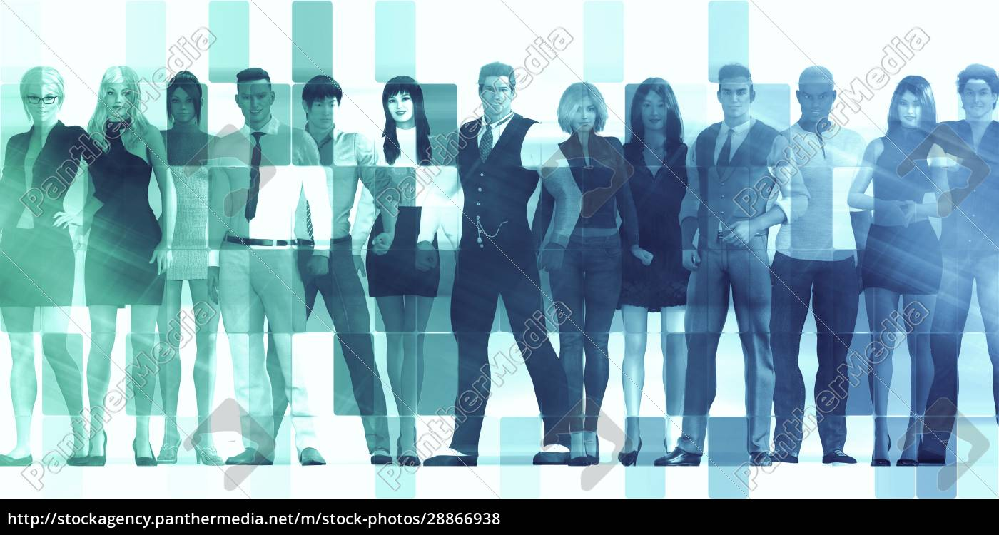 business, people, without, abstract - 28866938