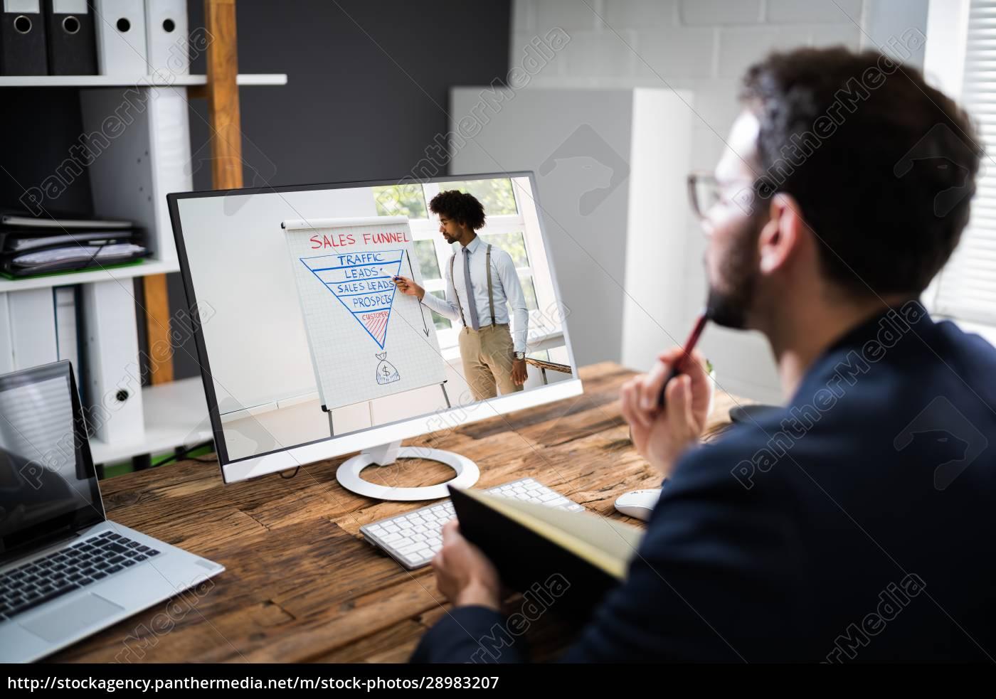 wirtualne, spotkanie, coachingowe, online - 28983207
