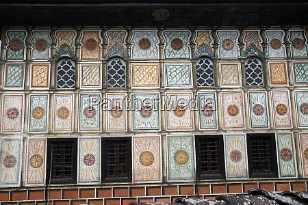 aladza malowane meczet tetovo macedonia