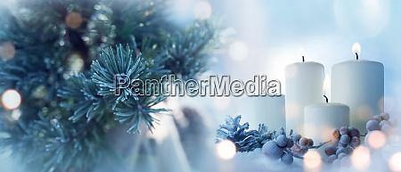 zimowa dekoracja swiateczna