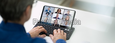 wideo konferencja elearning webinar call