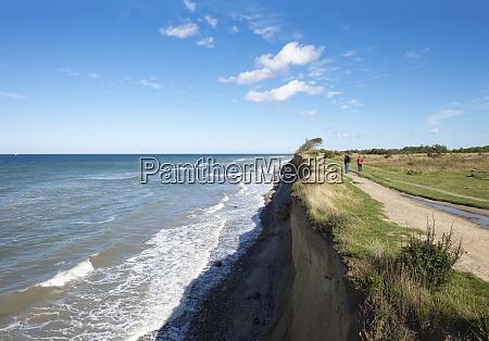 niemcy meklemburgia pomorze przednie wybrzeze morza