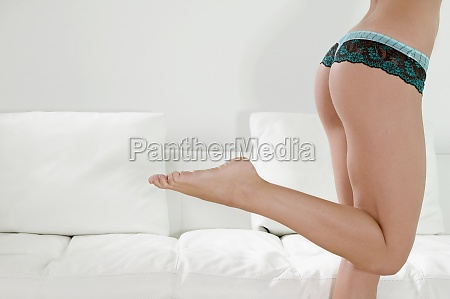 low, section, view, of, a, woman - 29410774