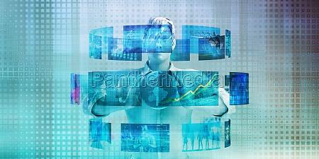 siec technologiczna