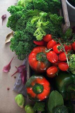 odmiana, świeżych, warzyw - 29889826