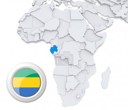 Kontekst, bandera, mapa, Afryka, Algieria, Stany Zjednoczone - B28736201