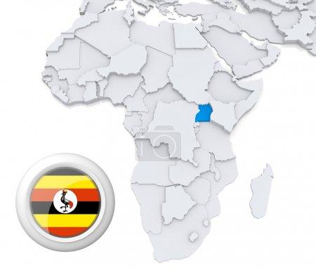 Kontekst, bandera, mapa, Afryka, Algieria, Stany Zjednoczone - B28740359