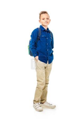 Niebieski, osoba, ludzie, Słodkie, Kaukaski, dziecko - B232616982