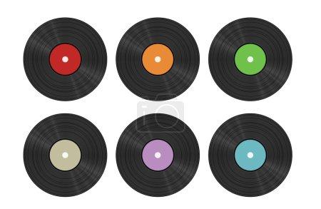 zielony, Zagraj, red, biały, niebieski, wektor - B62074575